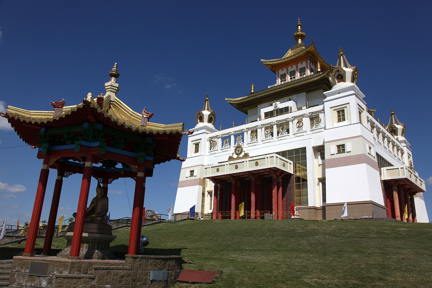 Golden Temple_Elista_Kalmykia