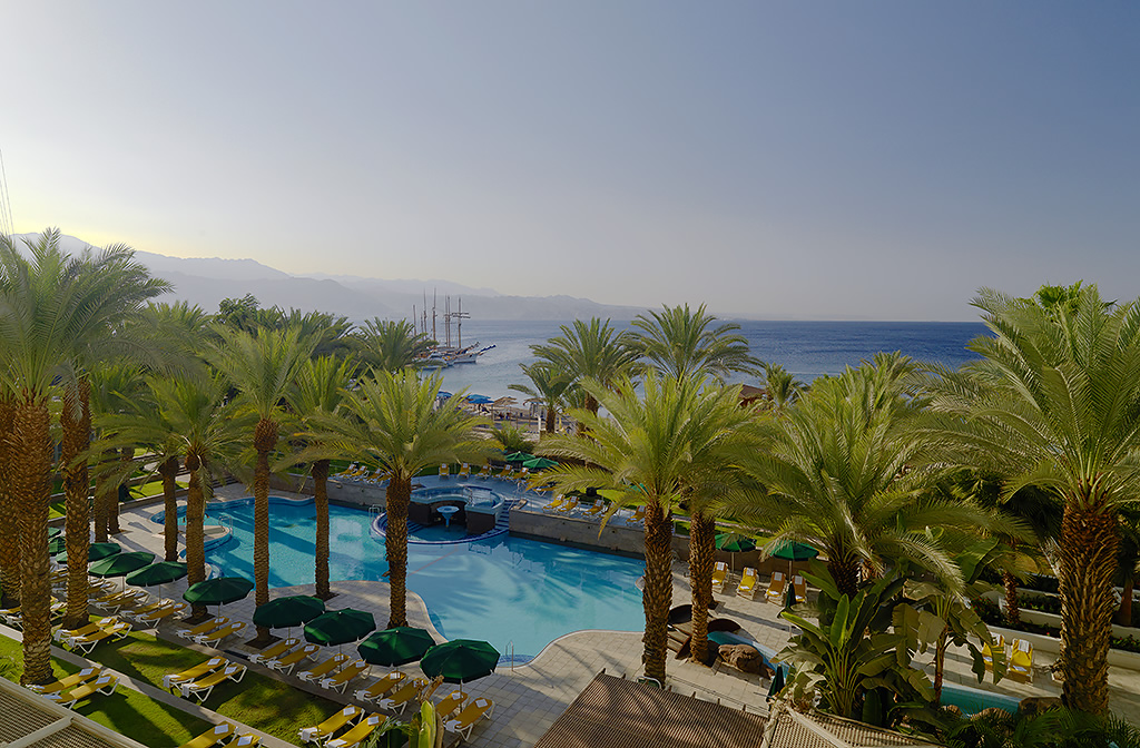 pool prev - Sheraton Eilat